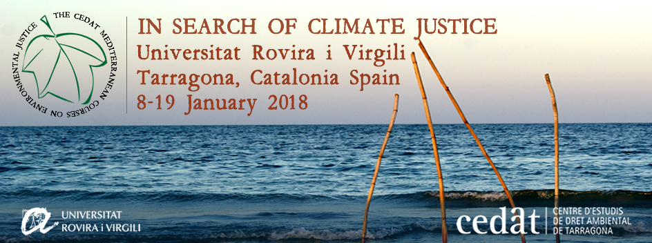 In search of climate justice
