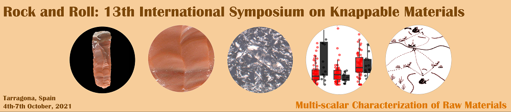 13th International Symposium on Knappable Materials