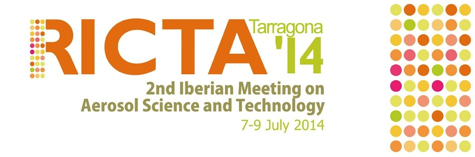 RICTA 2014.  The 2nd Iberian Meeting on Aerosol Science and Technology