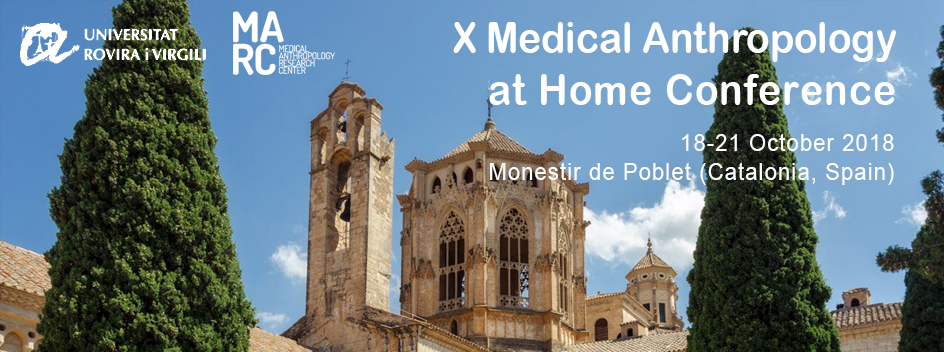 X Medical Anthropology at Home (MAAH) Conference