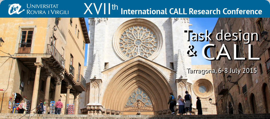 XVIIth International CALL Research Conference