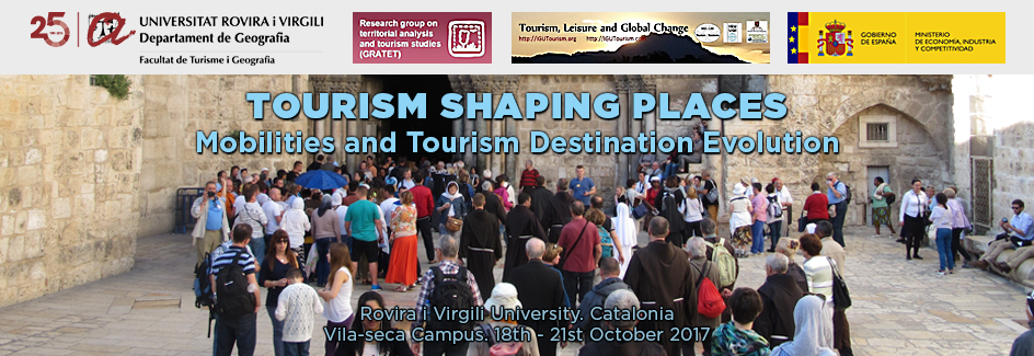 Tourism Shaping Places: Mobilities and Tourism destination evolution