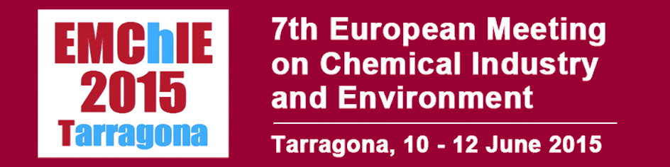 EMCHIE 2015 - 7th European Meeting on Chemical Industry and Environment