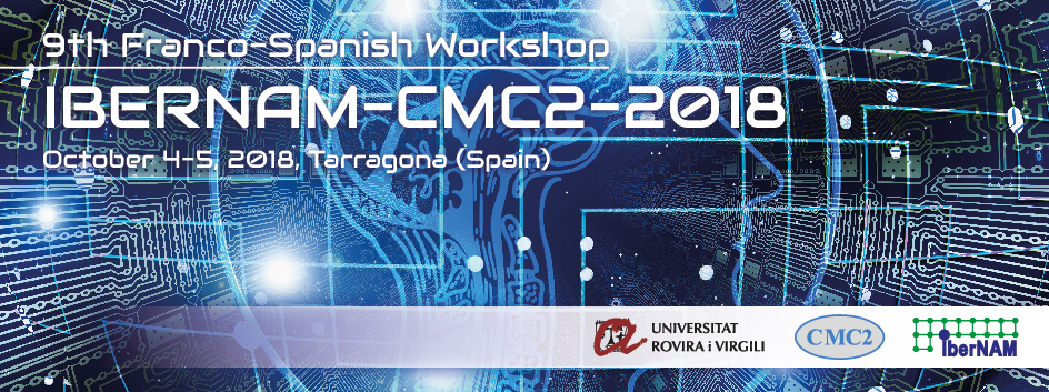 9th Franco-Spanish Workshop. IBERNAM-CMC2-2018
